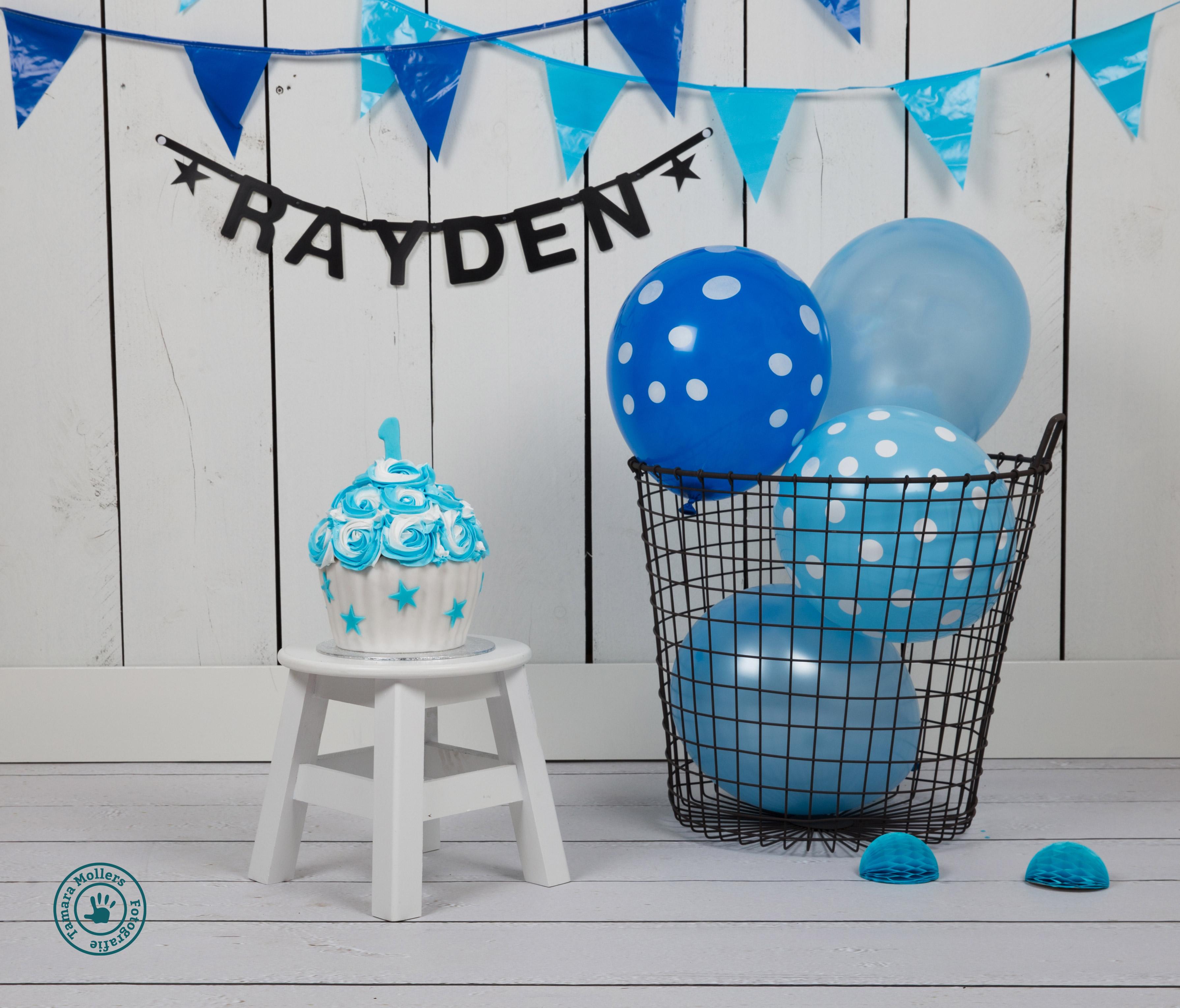 Verjaardagsfoto's & Cake Smash
